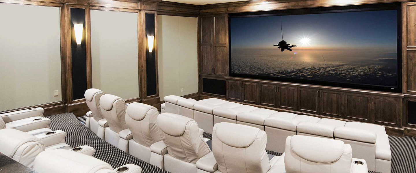 Audio Advice Home Theater Smart New Construction Wiring Design Installation