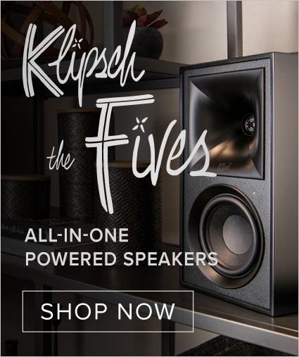 Klipsch The Fives Powered Speaker System