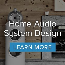 Home audio system design