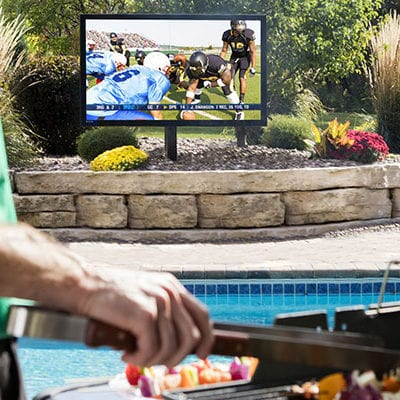 Outdoor Entertainment Design & Installation