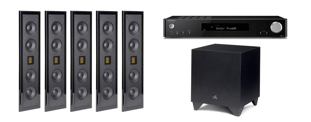 Best Home Theater Systems for flat panel TV