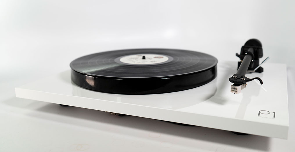 Rega Planar 1 Turnatable Setup Guide - Out of the box
